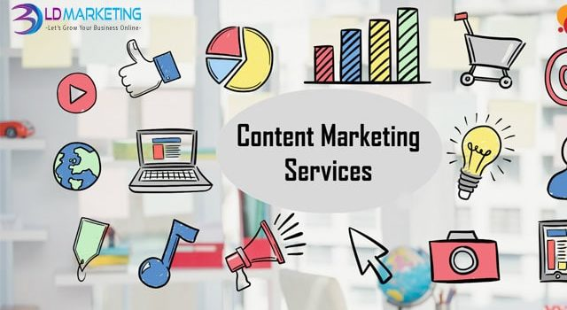 Content Marketing Services in Delhi NCR